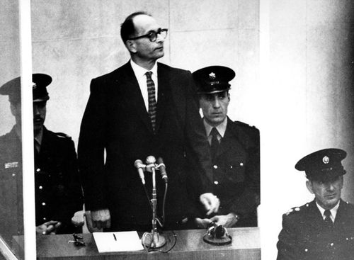 a biography of karl adolf eichmann a gestapo leader 2012-10-5 adolf eichmann was müller's direct subordinate and head of department iv, section b4, which dealt with jews the power of the gestapo most open to misuse was called schutzhaft —protective custody, a euphemism for the power to imprison people without judicial proceedings.