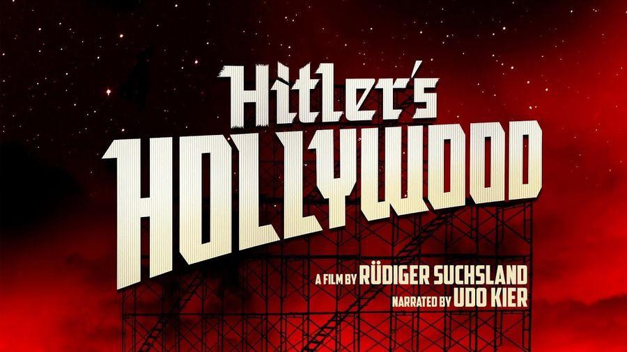 Постер фильма «Голливуд Гитлера»