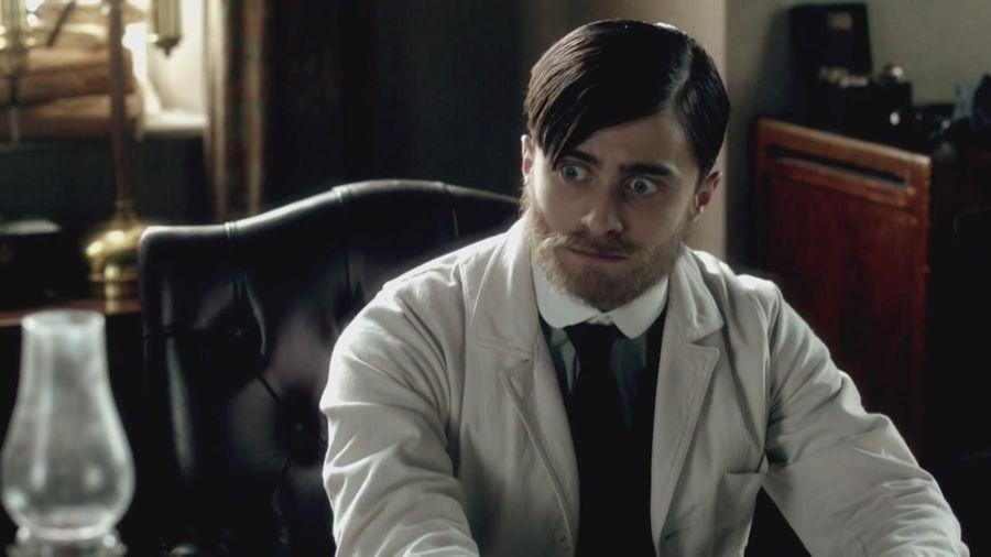 Дэниэл Рэдклифф в сериале «Записки юного врача»